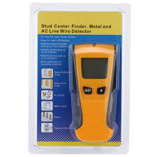 3 in 1 metal detector stud finder ac voltage live wire detect wall scanner