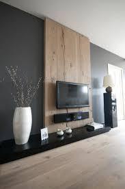Exceptional Wanddeko Aus Holz Tv Wohnwand