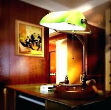 romantic green bankers desk lamp lamp desks bankers desk banker green glass shade brass vintage