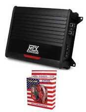 mtx thunder amp car amplifiers ebay MTX Thunder 1501D Manual mtx thunder500 1 500 watt rms power amp car audio bass amplifier wiring kit