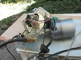 impala wiper motor original chev test avi 1966 impala wiper motor original 5044626 chev test avi