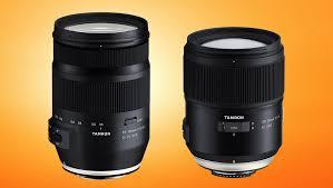 tamron announces two new lenses for full frame dslrs 35mm f 1 4 and 35 150mm f 2 8 4