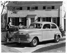 1942 mercury in collectibles 1942 mercury tudor factory photo ad0615