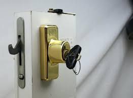sliding glass door deadbolt locks patio doors security full image