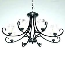 black wrought iron chandelier chandeliers for antique small candle uk