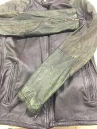 jacket spa leather jacket cleaning
