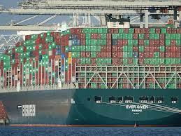 EVER GIVEN nach Havarie im Suezkanal festgesetzt | ETS Transport &  Logistics GmbH