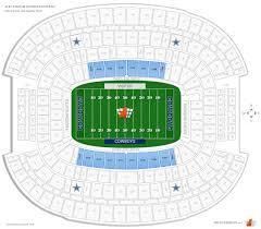 Cowboys Stadium Suite Chart Dallas Cowboys Club Seating At At T Stadium Rateyourseats Com