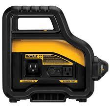 dewalt radio dcr025. able to be powered by 12 v/ 20 flexvolt dewalt batteries as well ac power cord dewalt radio dcr025 o