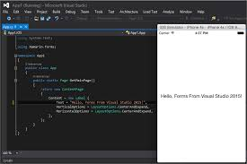 View Designer In Visual Studio 2015 Vincenth On Net Why And How To Get Started With Visual