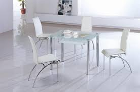 medium size of dining room glass dining room furniture glass dining table without chairs small glass