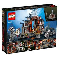 Amazon.com: LEGO Ninjago Movie Temple Ultimate Ultimate Weapon 70617  Building Kit (1403 Piece): Toys & Games | Lego ninjago movie, Lego ninjago,  Lego