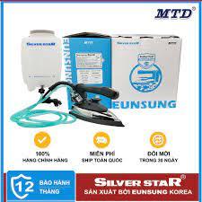Bàn ủi hơi nước bình treo công nghiệp ES-94A SILVER STAR -Hàng chính hãng |  Nông Trại Vui Vẻ - Shop