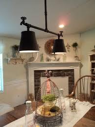 restaurant kitchen lighting. Stylish DIY Kitchen Lighting Fantastic Modern Interior Ideas With Restaurant Fixtures Using Diy Lampshade R