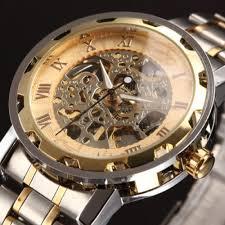 new men classic transparent steampunk skeleton mechanical new men classic transparent steampunk skeleton mechanical stainless steel watch