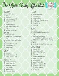 list of items needed for baby baby checklist oh my goodness this is a ton of stuff probably 20
