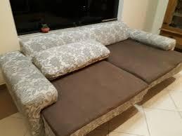 sofa em l olx