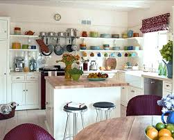 home design ideas brilliant open shelving kitchen lovely clever and round wooden dining table with modern