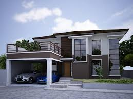 Remarkable Modern Houses Design Throughout House