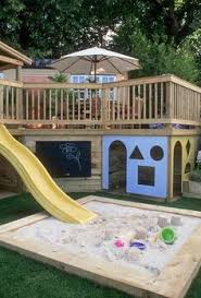 Backyard Ideas Kids Build some small teepees for backyard fun for the kids  Kid friendly Backyard