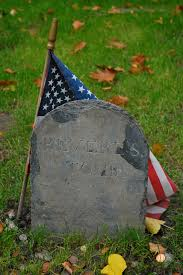 photo essay cemeteries of boston paul reveres grave