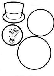 Snowman Template Printable Free Printable Snowman Template Teaching Ideas Snowman