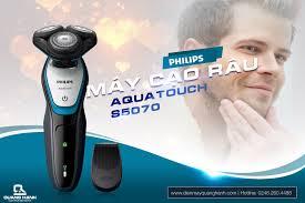 """Máy cạo râu Philips S5070 - """"Thật nhẹ, thật êm"""""""