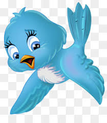 blue bird flying clipart. Delighful Clipart PNG To Blue Bird Flying Clipart A
