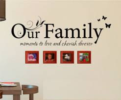 our family wall stickers ideal present wall art love free uk post  on wall art family tree uk with earth alone earthrise book 1 pinterest family wall wall