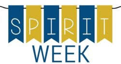 SPIRIT WEEK - Theme: School Pride Day BLUE & GOLD | Cascade Union  Elementary School District