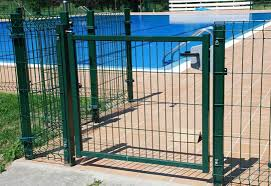 Welded Wire Fence Gate Installation Welded Wire Fence Gate Nongzico