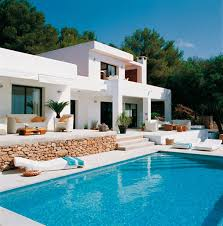 home swimming pools. Simple Houses Design With Swimming Pool Minimalist A Home Is From Exterior Pools