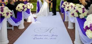 outdoor wedding aisle runner memes diy wedding 51771