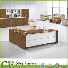office wooden table. China Guangzhou Fctory Wooden Table Modern CEO Office .