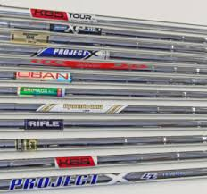 Iron Shaft Comparison Chart Our Best Performing Iron Shafts 2017 And New For 2018 D