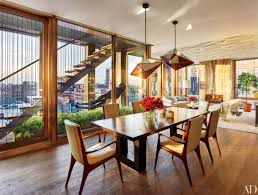 Dining Room Decor In New York City Architectural Digest