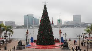 Tree Lighting Jacksonville Landing Christmas Tree Will Live On At Hemming Park This