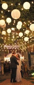 diy wedding reception lighting. Hanging Paper Lanterns And Lights Wow Factor Wedding Decorations Diy Reception Lighting A