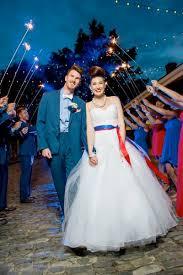 july wedding. 4th of July Summer Wedding Inspiration
