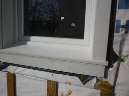 exterior window sill installation. exterior window trim ideas for stucco,exterior stucco, trims sill installation