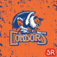 spor repor cascadia s unofficial source for sports logos and satire find this pin and more on condors hockey bakersfield