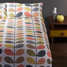 orla kiely double duvet cover set multi stem