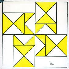 The Quilt Index & Quilt Pattern No.247-Flying Dutchman Adamdwight.com
