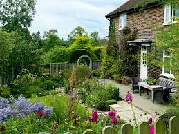 Small Picture A colourful cottage garden Period Living