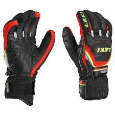 Leki Gloves Size Chart Leki Wc Racing Coach Flex S Gtx Gloves 2019 20