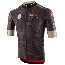 UAE Tour 2020 jersey - Black