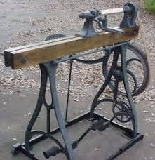 treadle metal lathe. image result for treadle lathe plans roy underhill metal