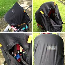 snoozeshade for infant car seat review a mum reviews