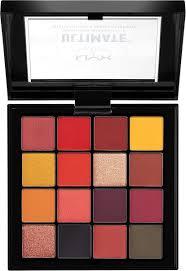 <b>NYX Professional Makeup</b> Ultimate Shadow Palette <b>Палетка</b> теней ...