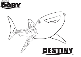 Finding Nemo Crush Way Street Coloring Pages Chronicles Network